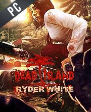 dead island  ryder white