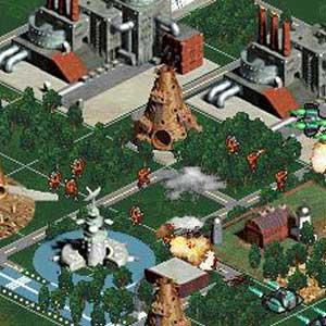 Deadlock Planetary Conquest - City