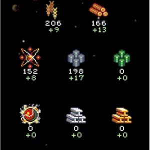 Deadlock Planetary Conquest - Items