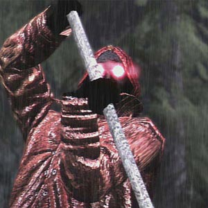 Deadly Premonition Enemy
