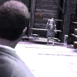 Deadly Premonition Zombie