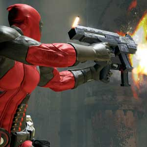 Deadpool PS4 Gameplay