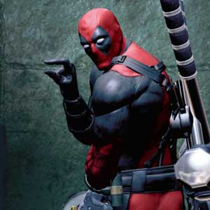 Deadpool Xbox One Character