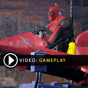 Deadpool PS4 Gameplay Video