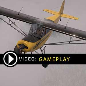 Deadstick Bush Flight Simulator Gameplay Video