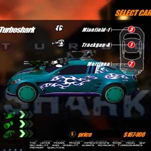 Death Track Resurrection Car