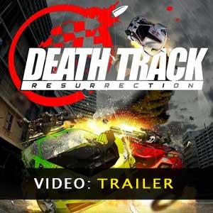 Death Track Resurrection Trailer Video