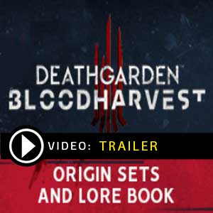 Buy DEATHGARDEN Origin Sets & Extended Lore Book CD Key Compare Prices