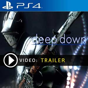 Deep Down PS4 Prices Digital or Box Edition