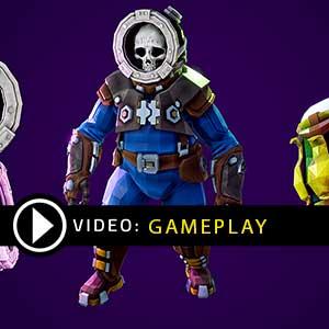 Deep Rock Galactic Supporter Upgrade Gameplay Video