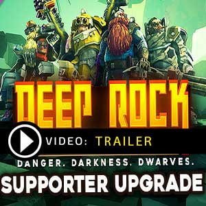Buy Deep Rock Galactic Supporter Upgrade CD Key Compare Prices