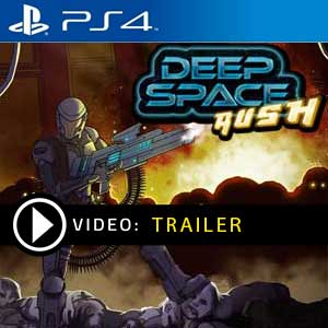 Deep Space Rush PS4 Prices Digital or Box Edition