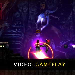 Demoniaca Everlasting Gameplay Video
