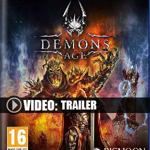 Buy Demons Age CD Key Compare Prices