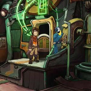 Deponia - Rufus