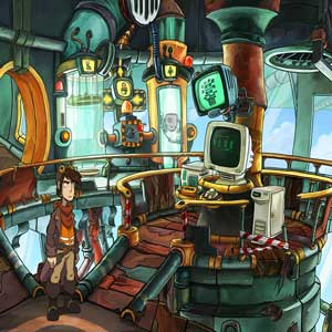 Deponia Doomsday Tower