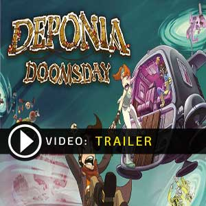 Buy Deponia Doomsday CD Key Compare Prices