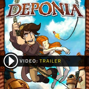 Buy Deponia CD Key Compare Prices