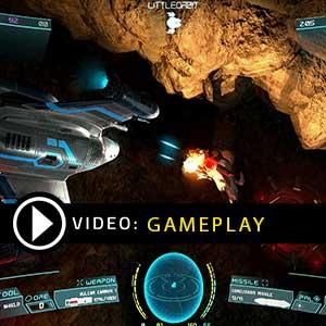 Descent PS4 Gameplay Video