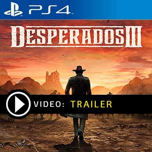 Desperados 3 PS4 Prices Digital or Box Edition
