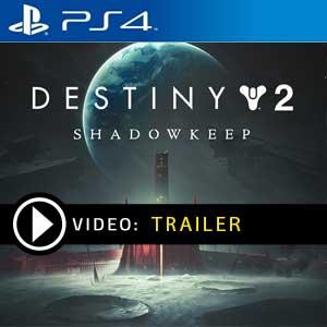 Destiny 2 Shadowkeep PS4 Prices Digital or Box Edition