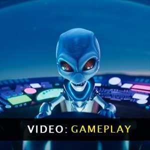 Destroy All Humans video trailer