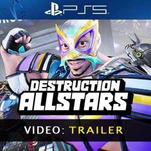 Destruction All Stars Trailer Video