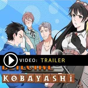 Detective Kobayashi A Visual Novel