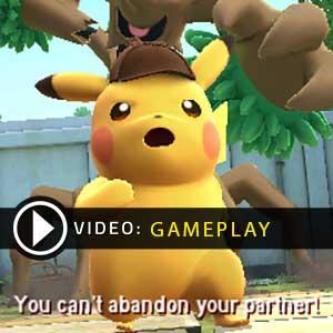 Pikachu Nintendo 3DS Gameplay Video