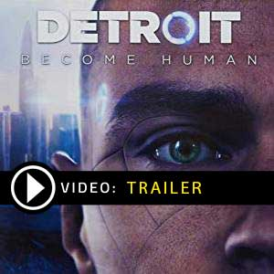 Detroit Become Human trailer video