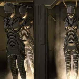 Deus Ex Human Revolution Directors Cut Enemies