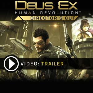 Buy Deus Ex Human Revolution Directors Cut CD Key Compare Prices
