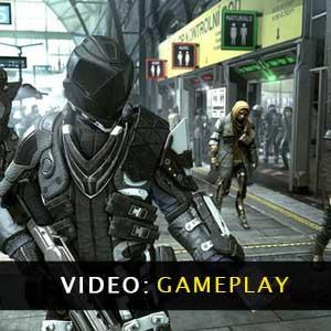 Deus Ex Mankind Divided System Rift Gameplay Video