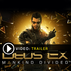 Buy Deus Ex Mankind Divided CD Key Compare Prices