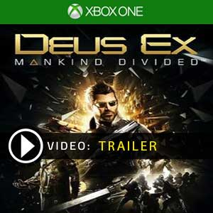 Deus Ex Mankind Divided Xbox One Prices Digital or Physical Edition