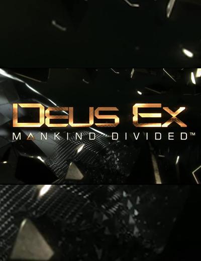 Deus Ex Mankind Divided 101 Trailer