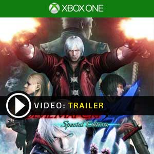 Devil May Cry 4 Special Edition Xbox One Prices Digital or Physical Edition