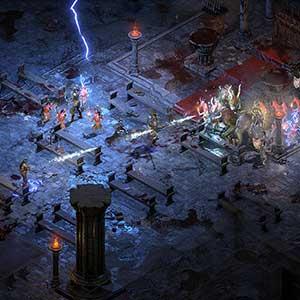 Diablo 2 Resurrected Battle