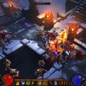 Diablo 3 Xbox One Monsters