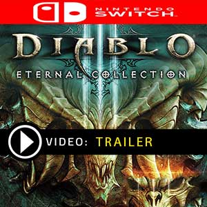 Diablo 3 Eternal Collection Nintendo Switch Prices Digital or Box Edition