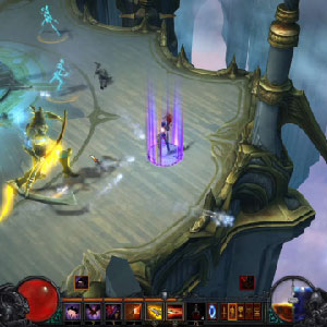 Diablo 3 Gameplay Image