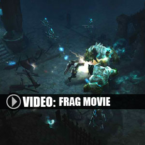 Diablo 3 Reaper of Souls Frag Movie