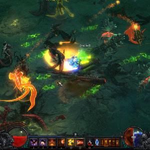 Diablo 3 Reaper of Souls Battle