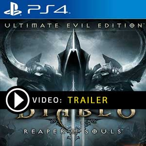 Diablo 3 Ultimate Evil Edition PS4 Prices Digital or Box Edition