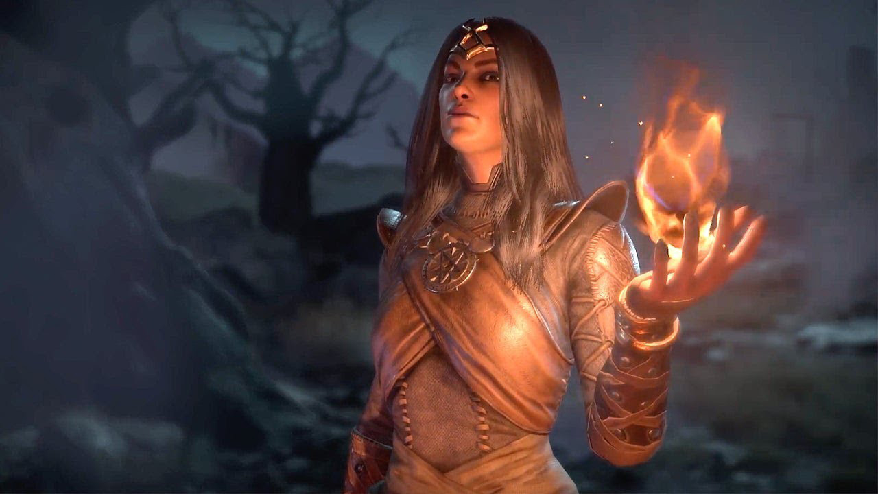 Diablo 4: Sorceress