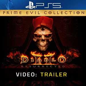 Diablo Prime Evil Collection PS5 Video Trailer