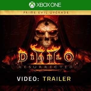 Diablo Prime Evil Upgrade Xbox One Video Trailer