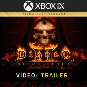 Diablo Prime Evil Upgrade Xbox Series X Video Trailer