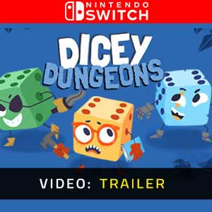 Dicey Dungeons Nintendo Switch Video Trailer