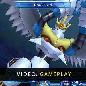 Digimon Story Cyber Sleuth Gameplay Video